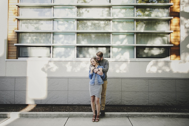Kristine And Jay Lincoln Park Engagement - Bri Short Photography | Best Wedding Photographer in Chicago, Illinois