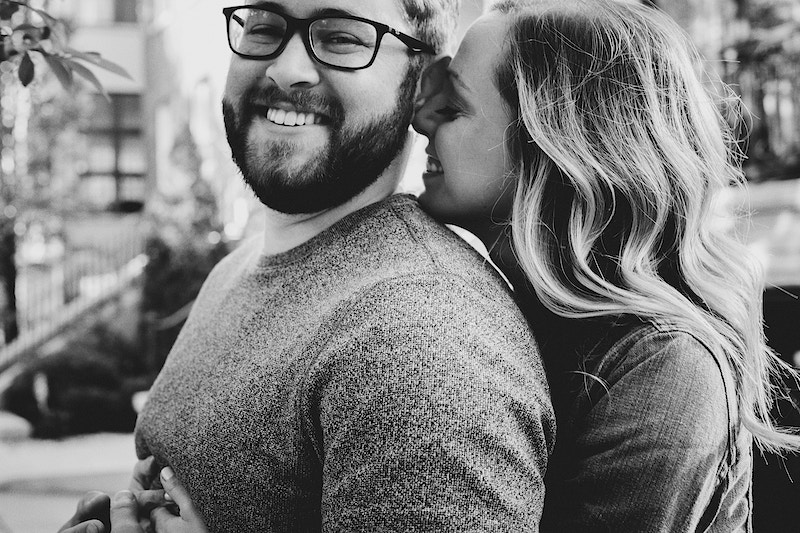 Kristine And Jay Lincoln Park Engagement - Bri Short Photography   Best Wedding Photographer in Chicago, Illinois