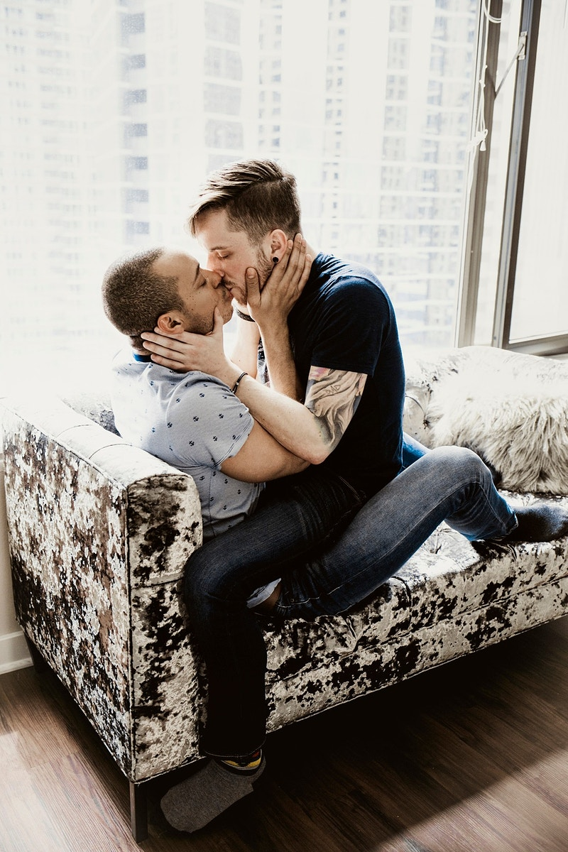 John Michael And Lucas In Home Love - Bri Short Photography   Best Wedding Photographer in Chicago, Illinois