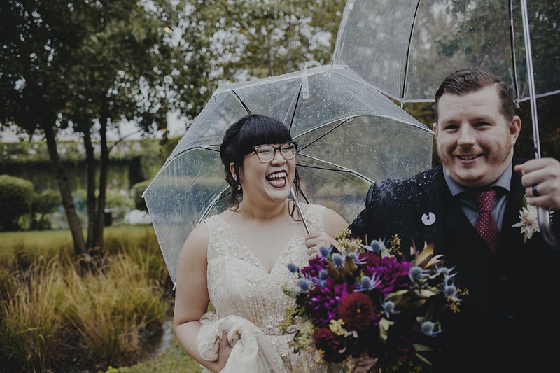 Christine And Adam Chicago Stormy Wedding - Bri Short Photography | Best Wedding Photographer in Chicago, Illinois