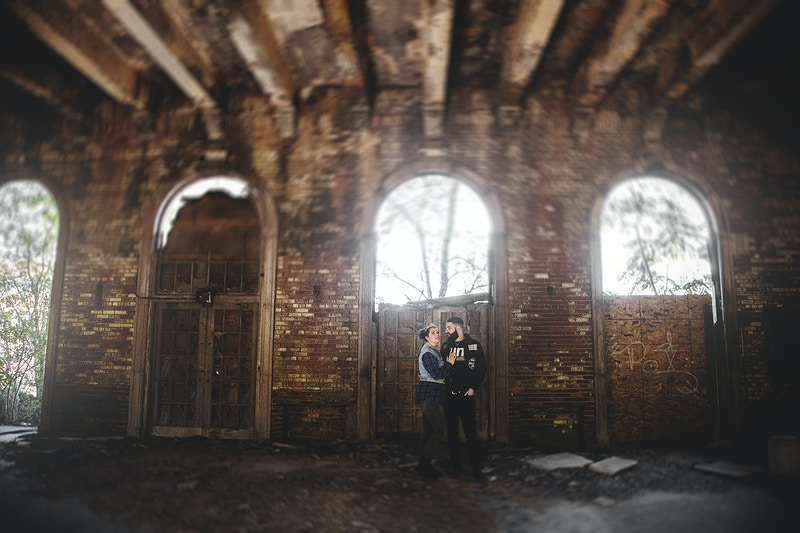 Therese And Caleb Gary Indiana Engagement - Bri Short Photography | Best Wedding Photographer in Chicago, Illinois