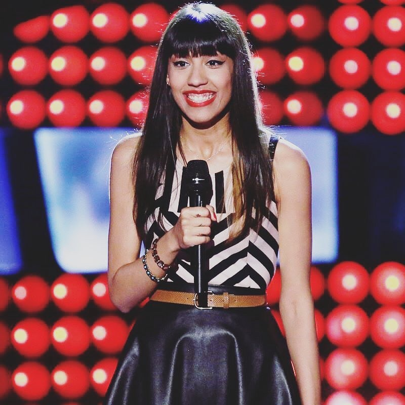The Voice - Blind Audition - brittany butler.