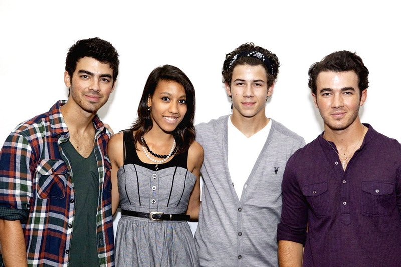 Jonas Brothers - brittany butler.