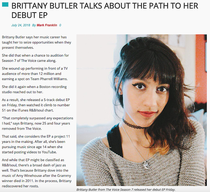 Media - brittany butler.