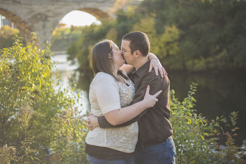 Matt Lisa Engagement - BryanB Photography