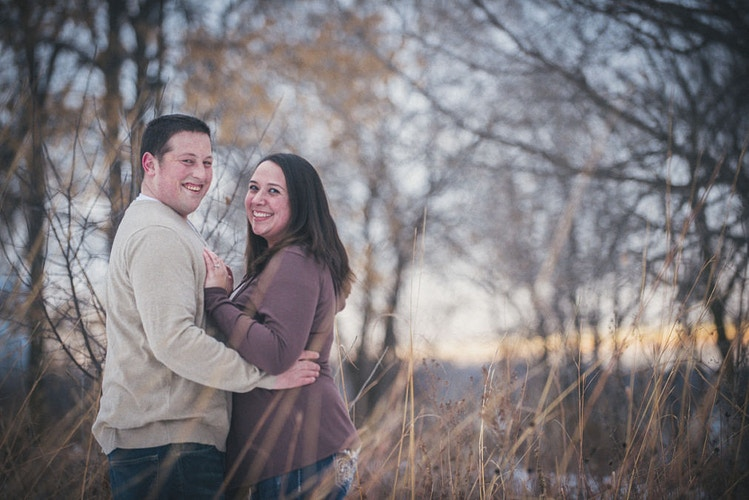 Bridgette Brent Engagement - BryanB Photography