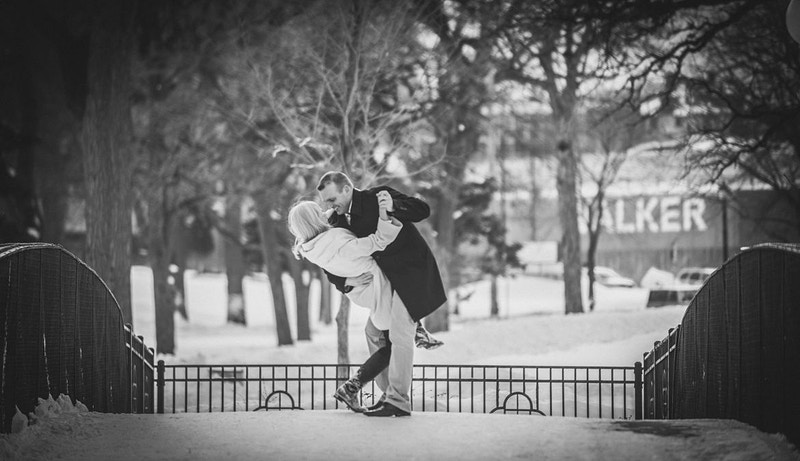 Briana Jason Engagement - BryanB Photography