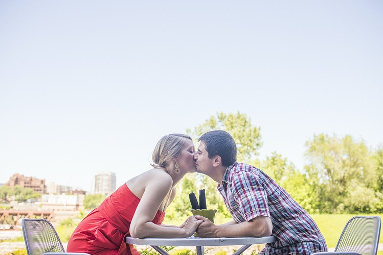 Katie George Engagement - BryanB Photography
