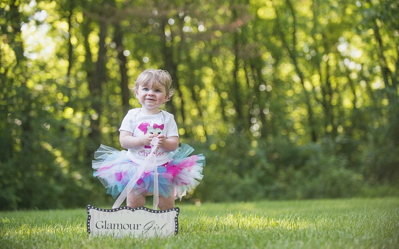 Charlee 1 Year - BryanB Photography