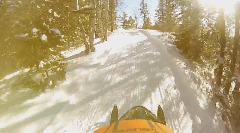Expedition North : Snowmobiling - BryanB Photography