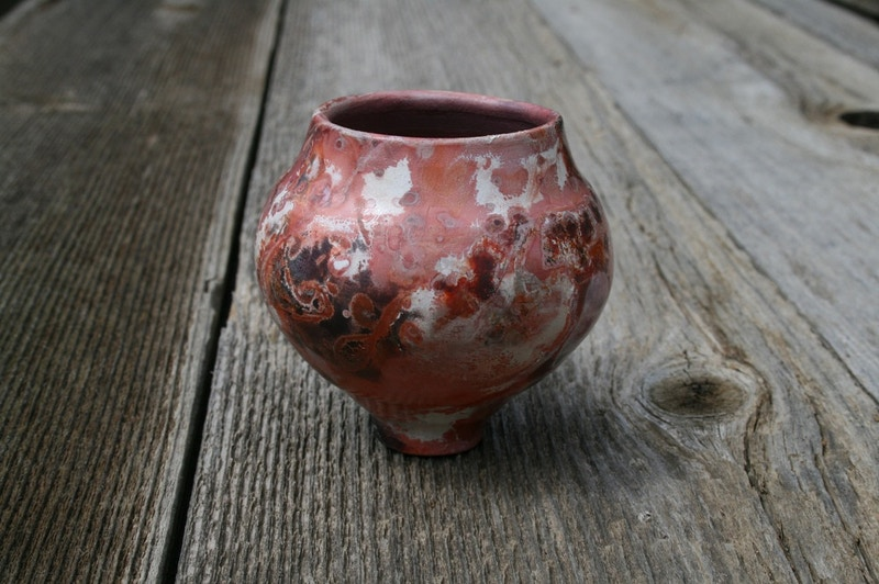Saggar Fired - Buchanan Pottery