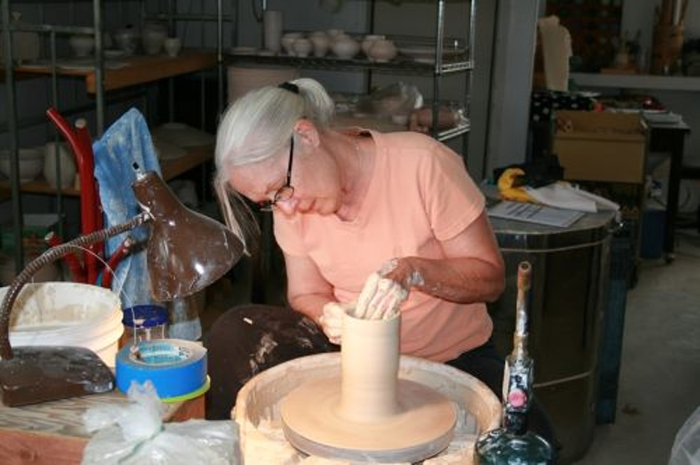 About - Buchanan Pottery