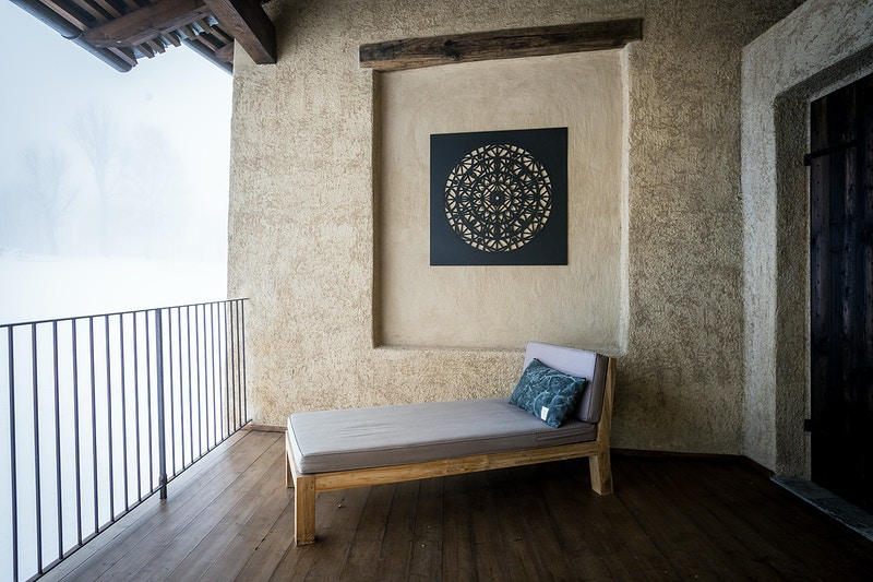 Mandali Retreat Center Rooms - BY-M