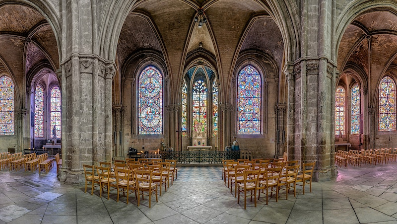 2017 France Bourges Cathedral I - Capture 11 Photography