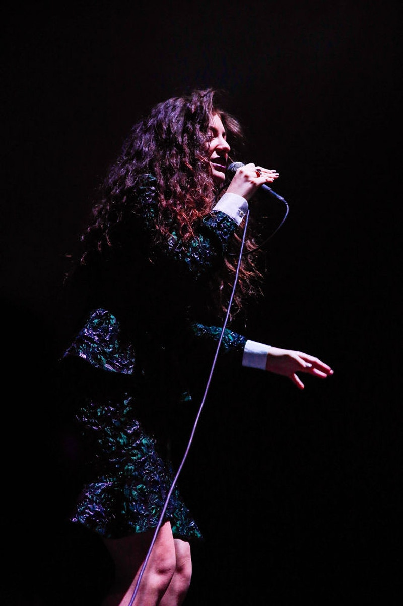 Lorde - Cathy Rong