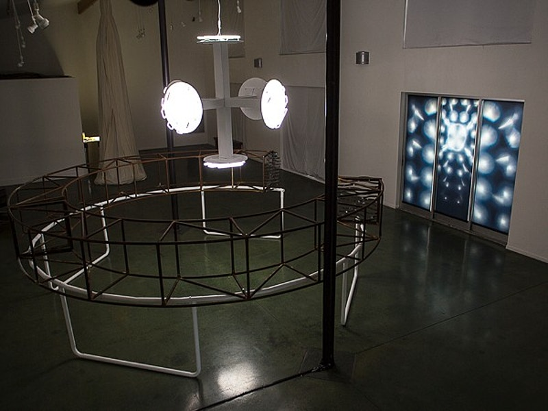 An Ear Of Grain In Silence Reaped Collaboration With Nathan Byrne - Centa Schumacher
