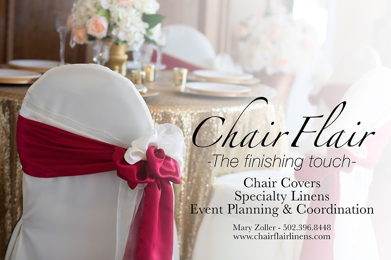 - Chair Flair Linens