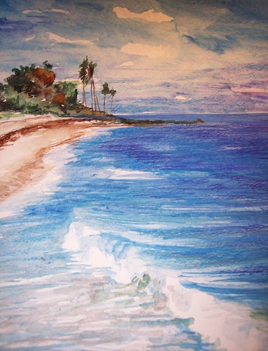 Beach Perspective - Charles Humes Jr.
