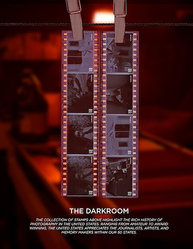 THE DARK ROOM - Chase Hall