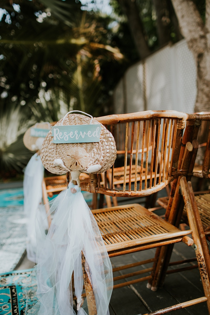 Dreamy Key West Summer Wedding - Christiane Elise Photography