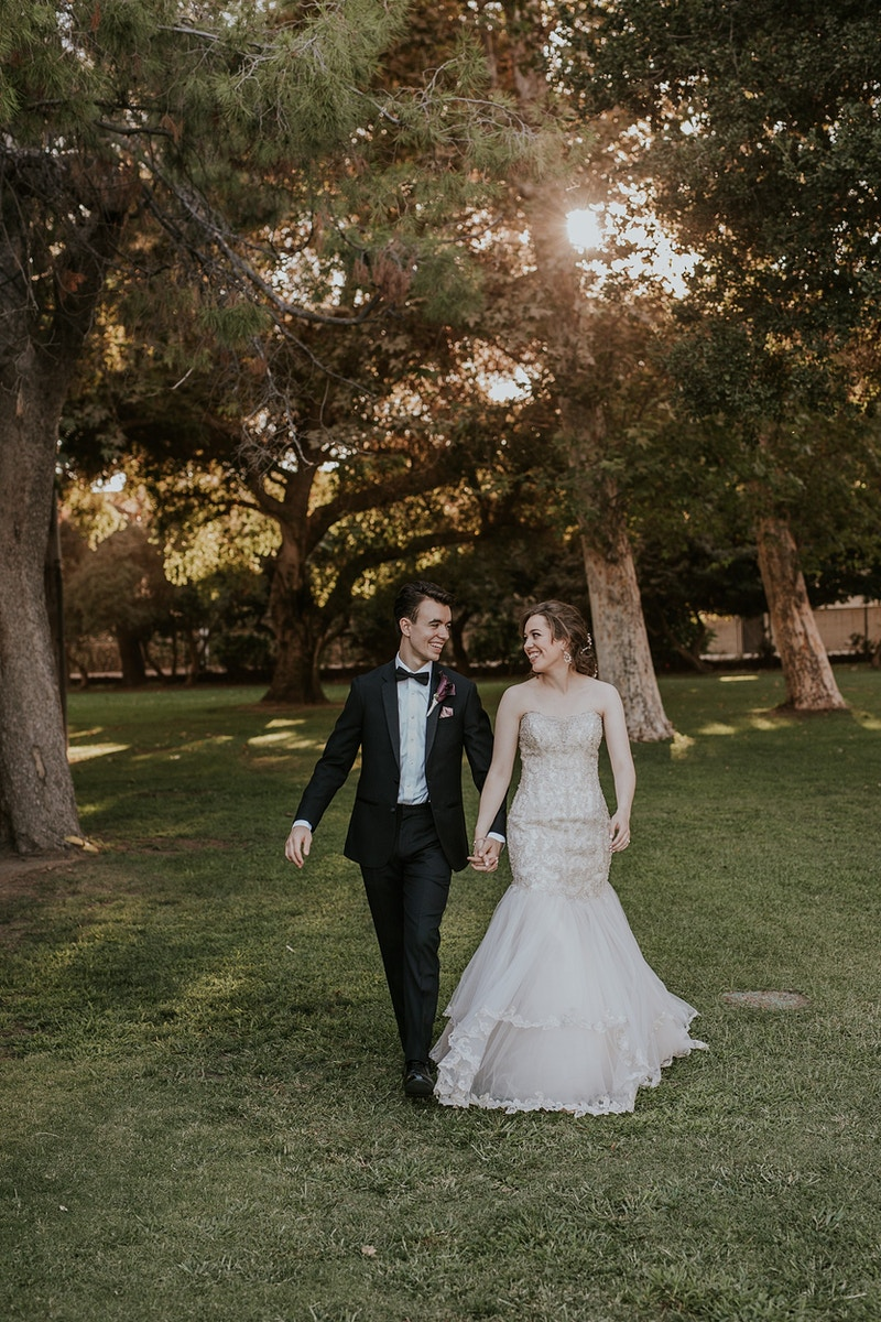 A Charming Wedding At Calamigos Equestrian Center - Christy Kendall Photography