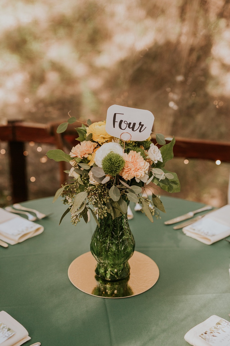 A Sunny Brunch Wedding At The Inn Of The Seventh Ray - Christy Kendall Photography