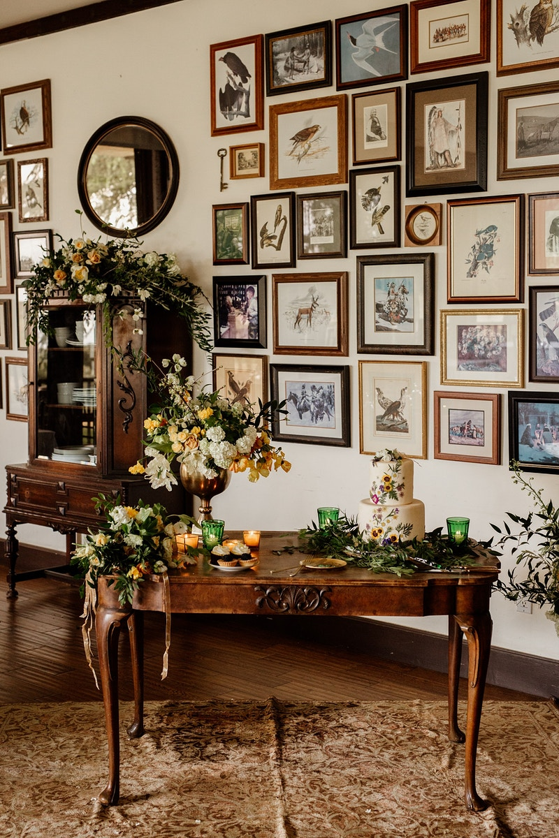 A Classic Styled Wedding At Highland Springs Resort And Ranch - Christy Kendall Photography