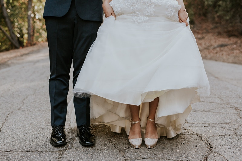 A Sweet Topanga Canyon Wedding - Christy Kendall Photography