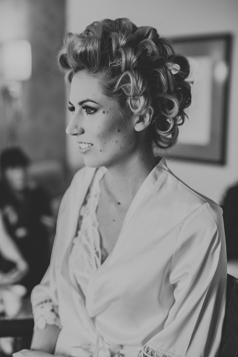 A Golden Wedding At The Garland Hotel - Christy Kendall Photography