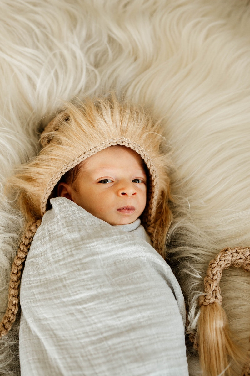In Home Newborn Session - Christy Kendall Photography