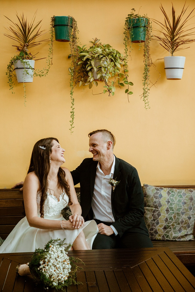An Intimate Wedding At Madera Kitchen - Christy Kendall Photography