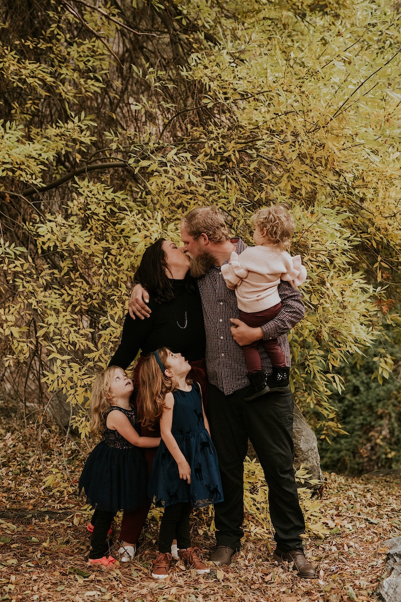 A Woodsy Family Portrait Session At Switzer Falls - Christy Kendall Photography