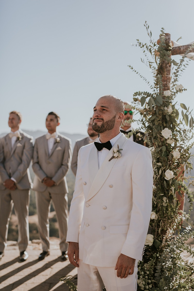 An Immaculate Wedding At Malibu Rocky Oaks - Christy Kendall Photography