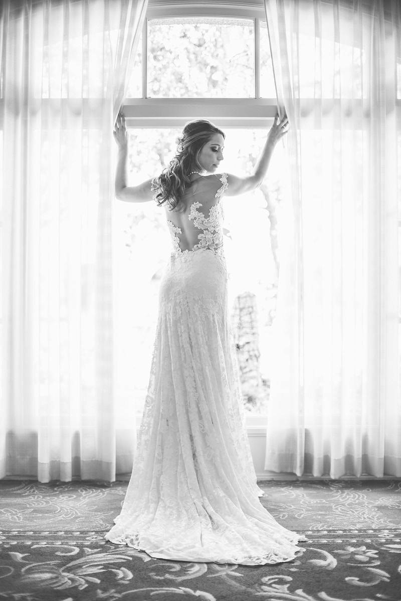 The Langham Hotel Pasadena Wedding - Christy Kendall Photography