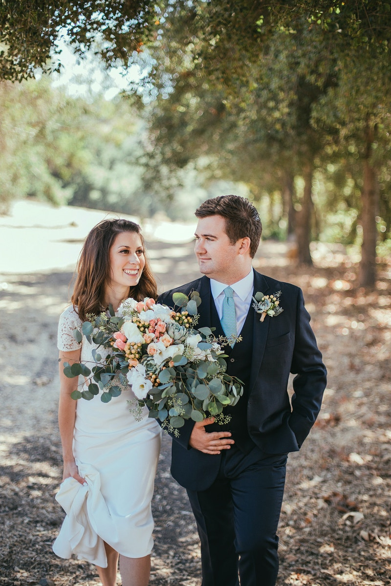 The Condors Nest Ranch Wedding - Christy Kendall Photography