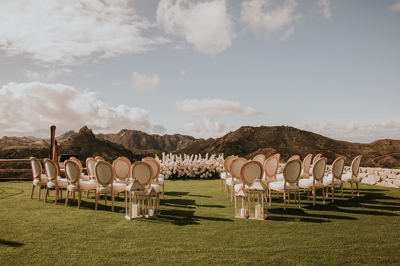 An Elegant Wedding At Cielo Farms - Christy Kendall Photography