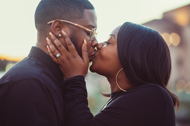 Courtney And Jeremiah - CLIFF CANON