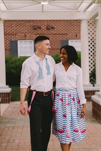 Charlene And Chaston - CLIFF CANON