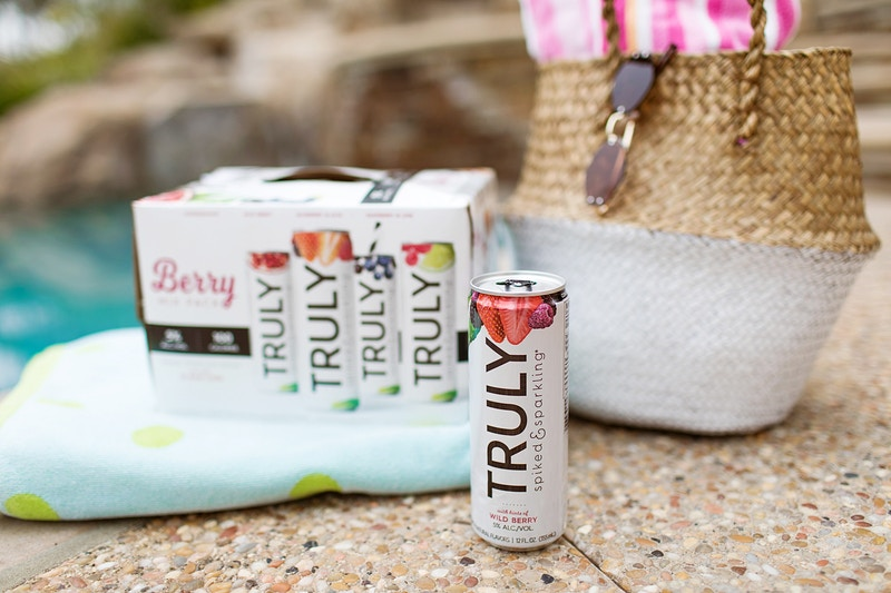 Truly Spiked And Sparkling Social - Coco Leialoha