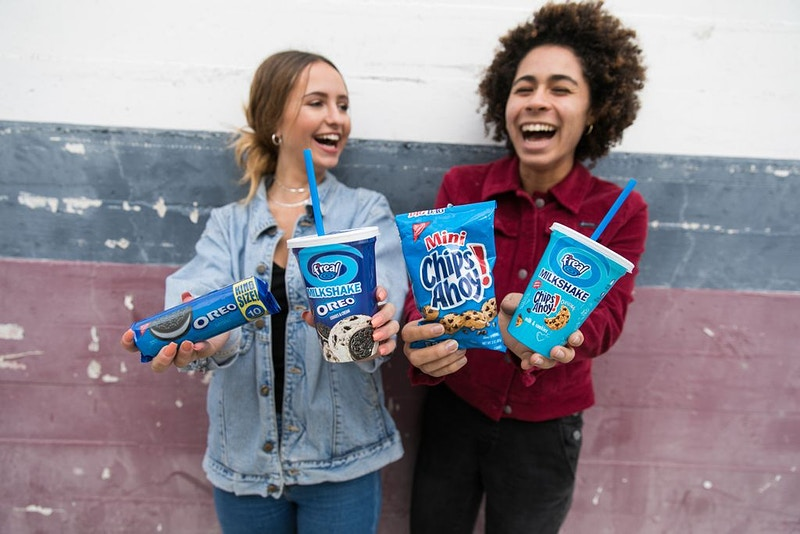 Chips Ahoy And Oreo Social - Coco Leialoha Horsager
