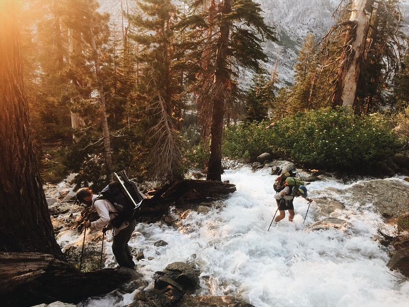 Pacific Crest Trail - Cody Howell