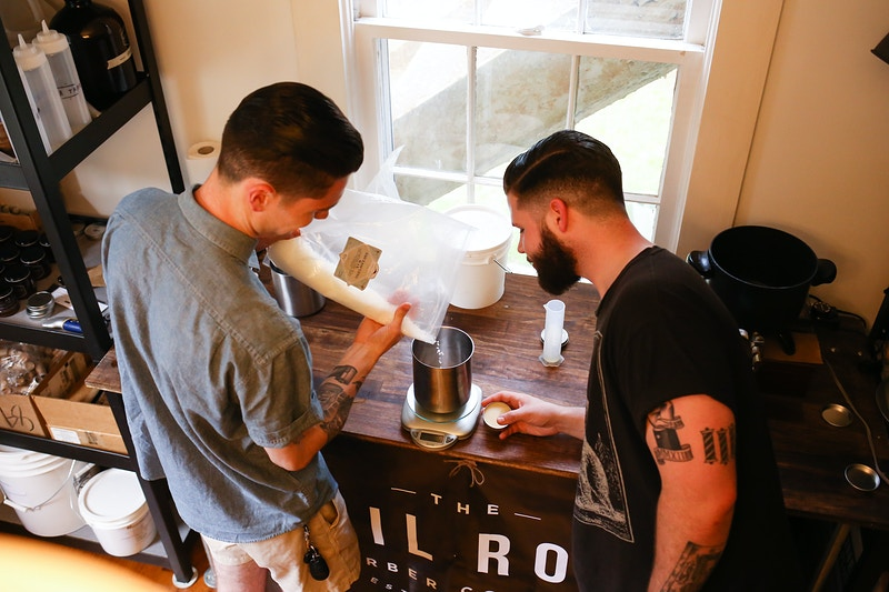 Ethically Sourced Home Brewing - Cody Calhoun | Lancaster Wedding & Adventure Photographer