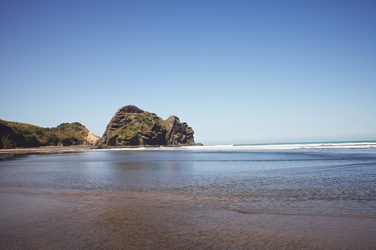 Piha Beach - Cole McDaniel Photography