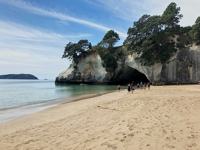 Cathedral Cove - Cole McDaniel Photography