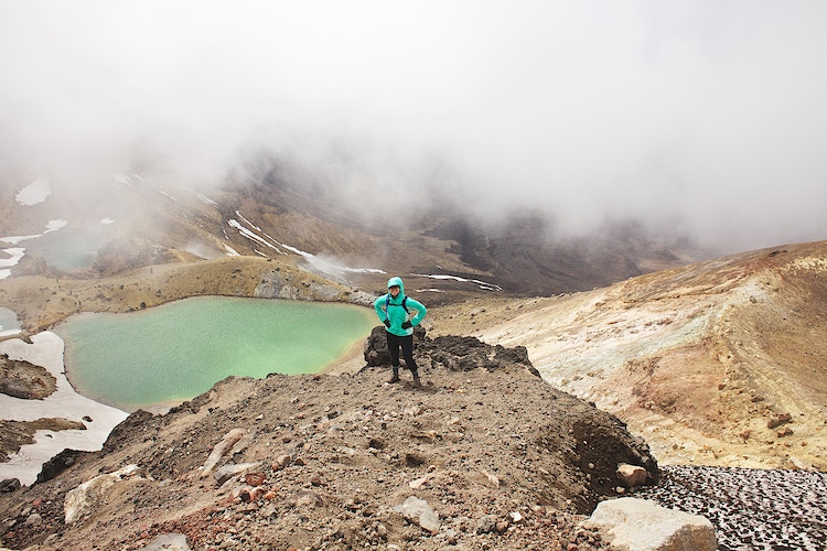 Tongariro Alpine Crossing - Cole McDaniel Photography