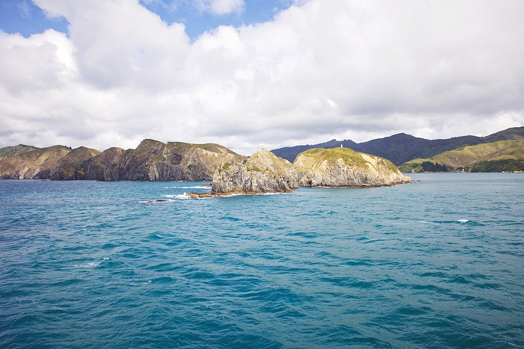Exiting Cook Strait - Cole McDaniel Photography