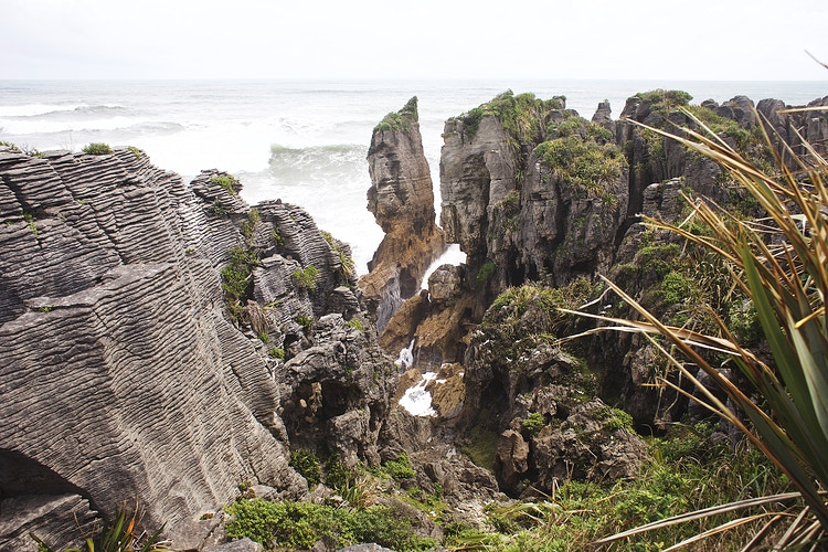 Punakaiki Rocks - Cole McDaniel Photography