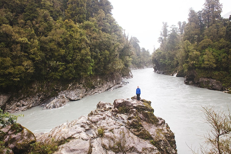 Hokitika Gorge - Cole McDaniel Photography