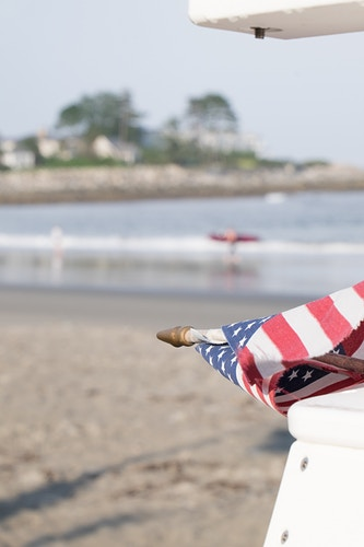Flag - New England 1 - Coline Heisse § Photographies