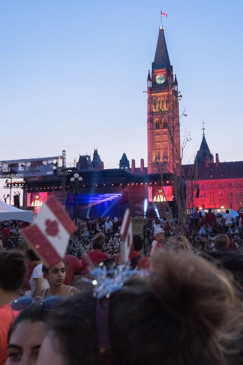 O Canada Le Parlement - Coline Heisse § Photographies
